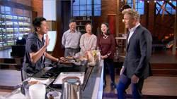 《廚神當道》又見台裔參賽者 高登大讚甜點「舔盤」致敬
