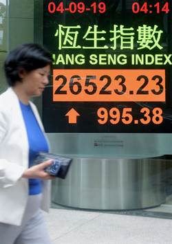 港股噴漲千點!香港十大富豪身家1天激增近3千億