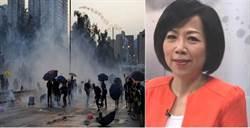 回應香港反送中 媒體人嘆:龍應台式民主?