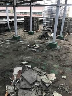 國中小老舊校舍壁癌漏水 國教署近3年補助868校改善