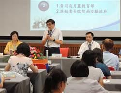教育部首度在日月潭 舉行全國家庭教育工作會議