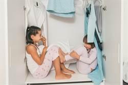 孩童把衣櫥當秘密基地 學者超推