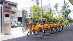 大慶火車站iBike啟用 中市府爭取明年倍增