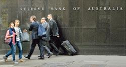 澳經濟不振 10月擬降息