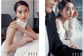 林煒19歲正妹女兒披婚紗 仙氣容貌美翻