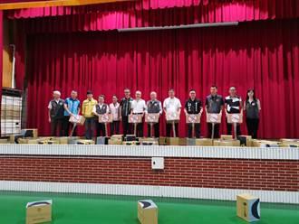 營造友善校園 徐耀昌率領頭份興華高中學生宣誓反毒、反黑、反霸凌