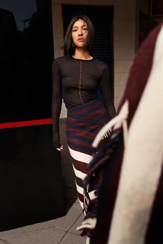 〈專訪〉時尚網紅莫莉的秋冬衣櫥   必入手長大衣演驛H&M STUDIO系列