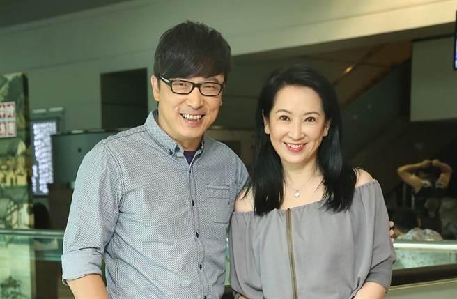花系列小生林煒與龔慈恩正低調處理離婚手續。(圖/本報系資料照片)