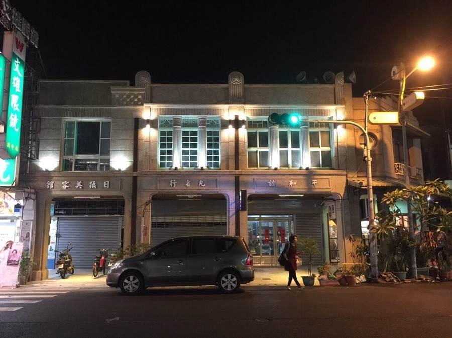 文化局老屋修繕補助自2014年起實施,麻豆區也已完成11戶整修。(文化局提供/劉秀芬台南傳真)