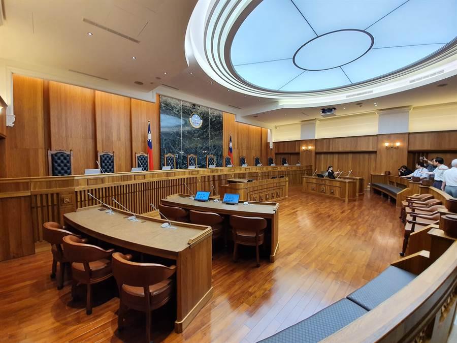 最高法院。(中時資料照 林偉信攝)