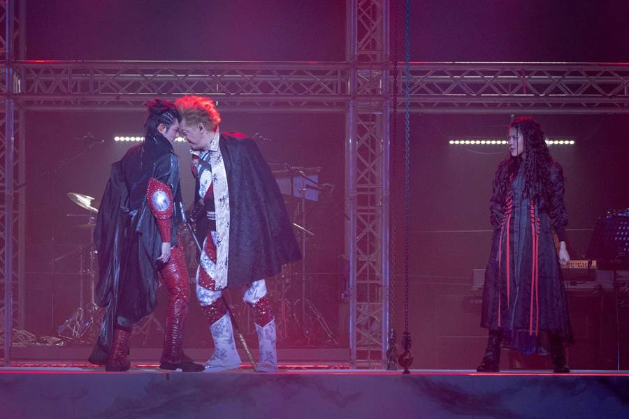 《西哈遊記-魔二代再起》今起一連四天在高雄演出。(耳東劇團提供)