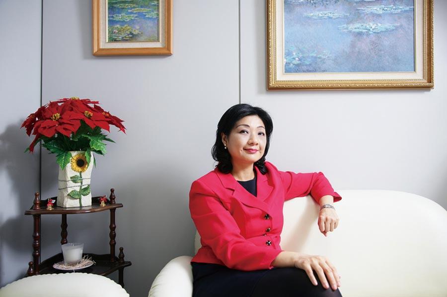 政大國際產學聯盟營運長王儷玲。圖/王儷玲提供