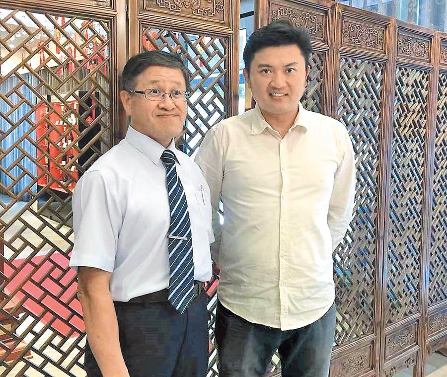 台北畜產公司總經理懸缺3個月,昨舉行董事會,無異議由前總座姚量議回鍋接任。(游念育攝)