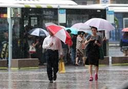 玲玲近中颱上限!外圍環流+低壓帶挾大雨炸5縣市