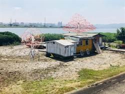 台、菲結合馬戲與裝置藝術 共享社子島小旅行