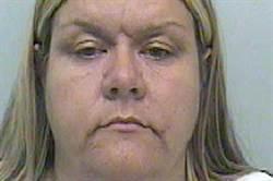 怪物襲來! 性虐64名嬰幼兒的她確定釋放