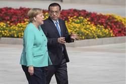 梅克爾訪武漢 再籲各方和平解決香港問題