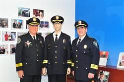 警大世界警察博物館「國際警察首長協會(IACP)展示區」開幕