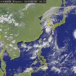 低壓帶北上 氣象局對3縣市發豪大雨特報