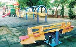 校園遊戲設施 數10校檢驗不合格