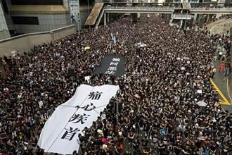 中時社論》香港、台灣,你幸福嗎?