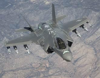 就想取代F-18!F-35赴加賣力演出
