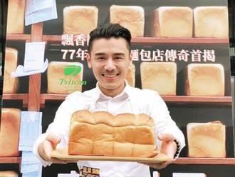 邱志宇曾三餐啃麵包念哲學 推崇《幸福吐司》職人精神