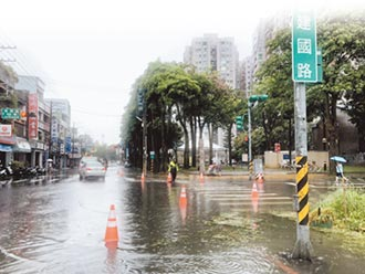 10年來逢雨必淹 桃市府有解