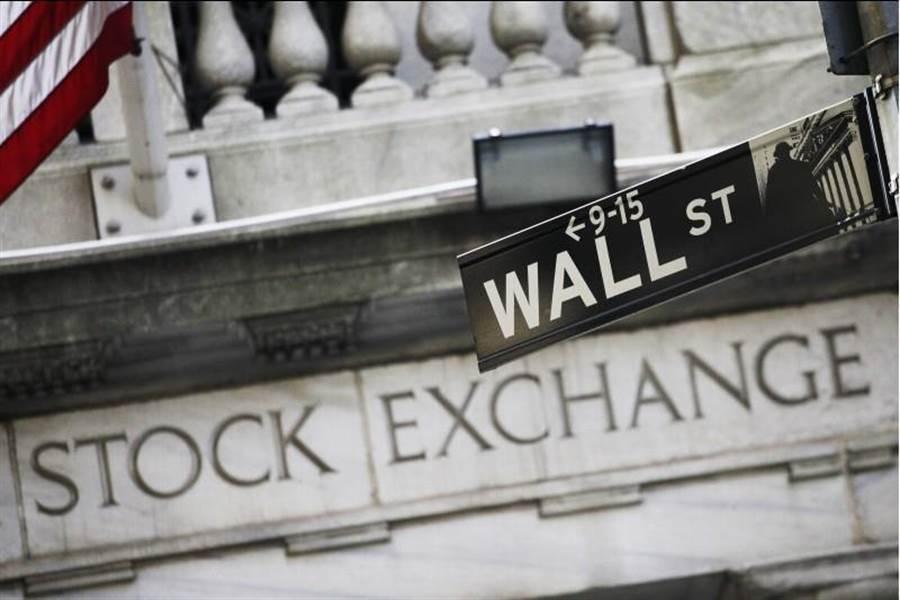 美中貿易緊張可望降溫,美股大漲。(圖/美聯社)
