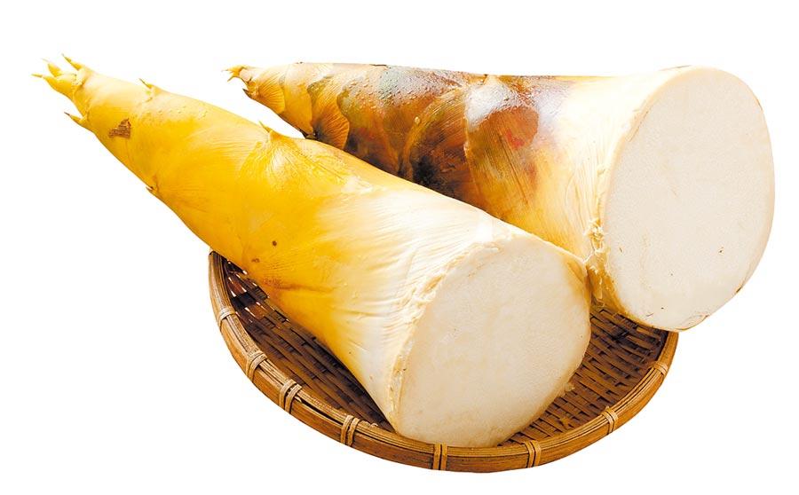 全聯烏殼綠竹筍,每支600g,75元。(全聯提供)