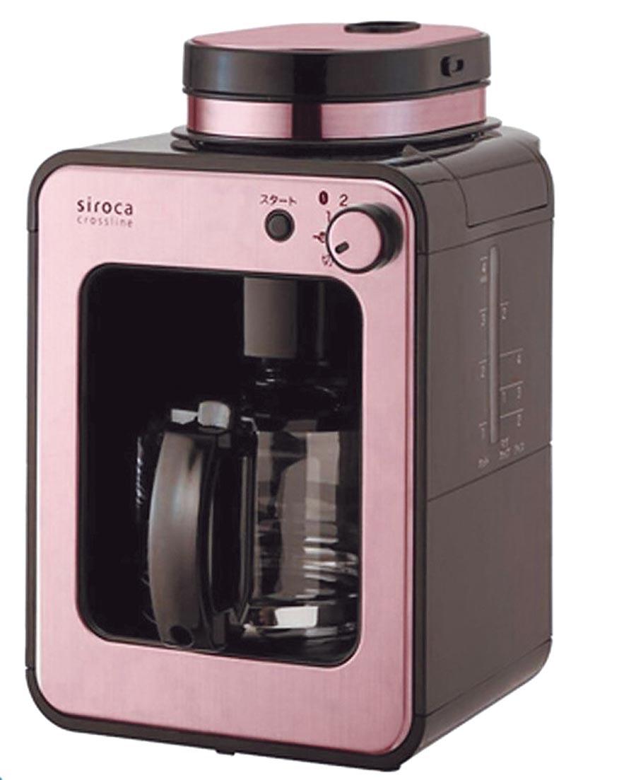 樂天市場的Beutii自動研磨咖啡機,原價5330元,特價3980元。(樂天市場提供)
