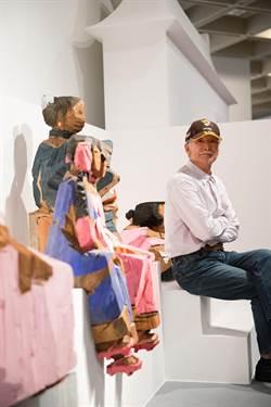 朱銘美術館創辦人朱銘  榮獲第10屆總統文化獎文化耕耘獎