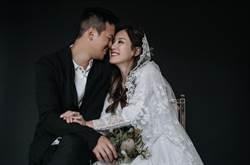 曾國祥北海道辦婚禮 美嬌娘婚紗超美