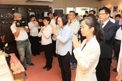 群園機構董事長呂崇民父辭世 蔡總統前往致意