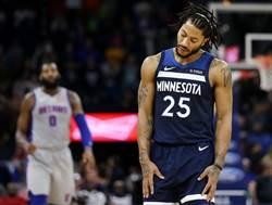 NBA》被公牛交易痛哭 羅斯自爆真相