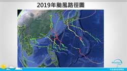 颱風生成少 專家估:9月中旬再現活躍期