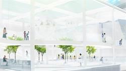台中綠美圖6大特色公開 實現公園和城市延伸