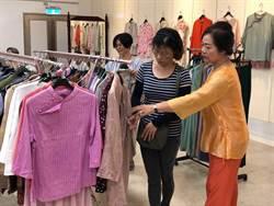 莊玉真義賣中國風服飾 善款捐助家扶中心建館