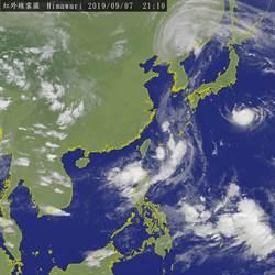 中部五縣市豪雨特報 專家:中南部防「劇烈天氣」