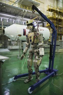 俄「太空機器人」完成任務 順利返回地面