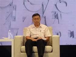 郭選總統 柯文哲:是郭董要說服柯粉