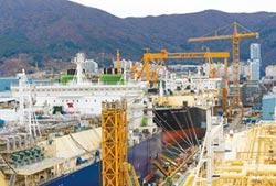 日韓貿易衝突升溫 韓兩大造船廠合併恐破局