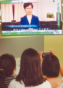 資深媒體人:王尚智》香港情勢逆轉關鍵
