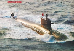 陸093B潛艦改裝 超越美洛杉磯級