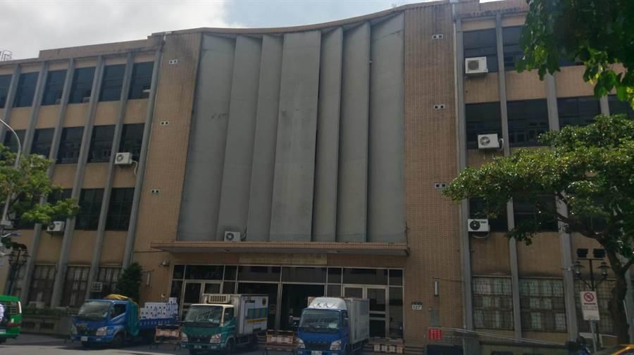 高等法院(陳志賢攝)