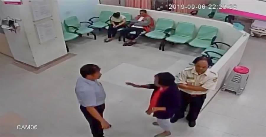金門縣衛生局長王漢志日前在衛生福利部金門醫院傳出暴力事件。(資料照片)