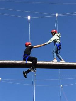 全國61個壯遊點  提供青年挑戰、冒險