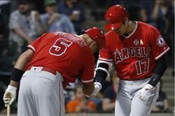 MLB》大谷又轟又盜 5打點追平一朗