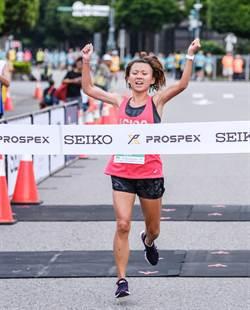 Seiko城市路跑 「長跑精靈」靠意志力衝出冠軍