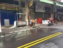 台南再增1起本土登革熱  疫情升溫回復二級指揮中心